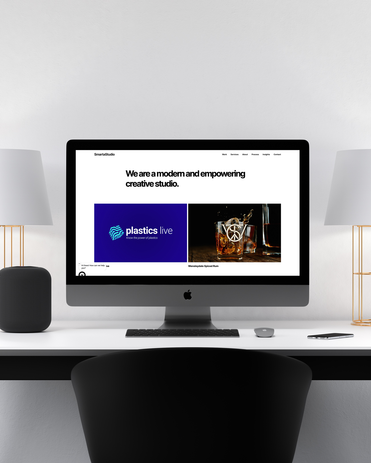 Web Design Cheshire - SmartaStudio